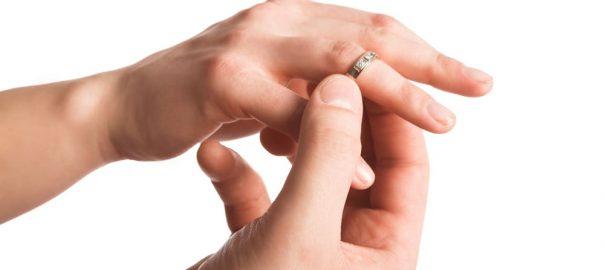 Como tirar anel do dedo inchado de maneira inteligente?