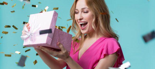 6 dicas originais de presentes femininos
